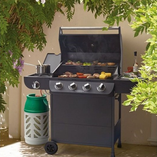 Gas grill photo (source: pinterest)